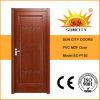 Porta de plástico composta de PVC em PVC (SC-P182)