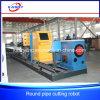 Стальные трубы круглые трубы плазмы с ЧПУ и режущие Beveling Oxy-Fuel машины
