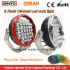 Indicatore luminoso del lavoro del punto di contabilità elettromagnetica 8.7inch 12V 24V 168W Osram LED