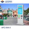 Charge rapide d'empreintes digitales 42 LCD de l'APC de la machine de charge de téléphone cellulaire-04A-5