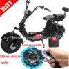2018 Nuevo motor de 1500W de potencia Electric Pocket Bike con retirar la batería