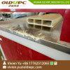 Пвх WPC полый платы панели двери производственной линии
