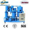 Vuoto mobile che riscalda l'unità del purificatore di olio idraulico
