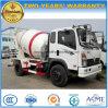 Sinotruk 4X2 Kleber-LKW 5 Kubikmeter-Betonmischer-LKW-Preis