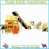 Bloc de Lego d'argile faisant le générateur de brique de verrouillage de machine