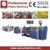 Pretensado de plástico (HDPE) de la máquina de extrusión de tuberías corrugadas