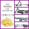 Línea de transformación fresca de las patatas fritas de la nueva condición