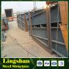 빛에 의하여 자격이 되는 Prefabricated 강철 구조물 작업장