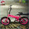 Motorino pieghevole elettrico della E-Bicicletta grassa della gomma di En15194 250W mini