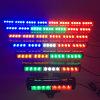 Kleur die Rechte Lichte Staaf veranderen