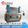 Huaxia Wd67k 100t/3200 dobradeira CNC Eletroidráulico para venda de máquinas para dobrar chapa metálica