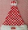 O logotipo personalizado Bordados Dom tempero de Natal Xmas Santa Hat