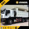 Caminhão de descarga Cq3254htg324 do Tipper 380HP de Genlyon 6X4