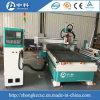 Máquina de madera del ranurador del CNC del cambiador de herramienta automático con el bloque de la perforación del orificio