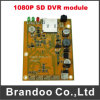 1CH 1080P H. 264 Mdvr Mianのボード