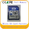 High Speed Real Capacity 128MB SD Card Flash Memory Card