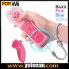 2 em 1 Motion Plus Remote e Nunchuck para Wii Controller
