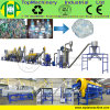 Botella de la cola de la buena calidad que recicla la máquina para el desecho de la botella del animal doméstico con el separador del zigzag