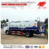 De Tankwagen van het Gewicht van de Tarra DFAC 4t voor het Vervoer van het Water
