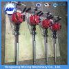 Nd-4 de Machine van het Opvulmateriaal van het Spoor van de Motor van de benzine