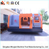 방위 기계로 가공을%s 가득 차있는 금속 방패를 가진 우수한 고품질 CNC 선반 (CK64160)