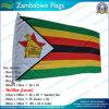 90X180cm 160GSM Spun Polyester Zambabwe Flag (NF05F09016)