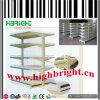 Kettenladen-preiswerte Metalldraht-Ineinander greifen-Bildschirmanzeige-Gondel-Regale