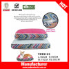 Muster-Hundebett-gemütliche Fertigkeit-Haustier-Betten Yf83151