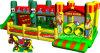 AdultsおよびKidsのための高品質Inflatable Playground Amusement Park