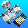 Bon projecteur axé sur le marché 5W (JST-RGB05) de RVB