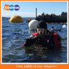 ダイビングのパラシュートのタイプ水中空気持ち上がる袋