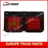 Lampada di coda del rimorchio del camion del LED con la griglia