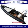 Nuevo Modelo de barco Rib730