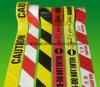 De plastic Band van de Waarschuwing van de Voorzichtigheid van de Veiligheid