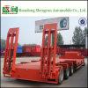 De hete Semi Aanhangwagen Lowbed van Shengrun 3axle van de Verkoop