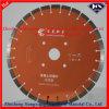 el diamante de 450m m vio el disco del corte de la lámina para el granito