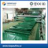 Encerado revestido impermeável durável/encerado do PVC para a aplicação da tampa