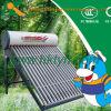 Calentador de agua solar aprobado compacto de SABS
