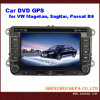 Coche TV GPS de radio para VW Sagitar, Magotan, Passat B6