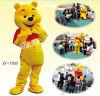 Winnie que Pooh a mascote traja (o tamanho adulto)