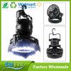 Ventilateur intelligent superbe campant de batterie de lampe Emergency de la lampe DEL de tente