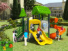Kaiqi Small Forest Themed High Quality Children's Playground (KQ50031C)