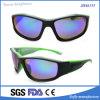 Óculos de sol polarizados de moda para homens com lente de PC