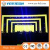 Tenda flessibile piena della fase LED di colore P3/P4 con il peso leggero