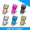 Lader de van uitstekende kwaliteit van de Auto van de Hamer USB van het Metaal veilig voor Mobiele Telefoon/iPhone 5/5s/6/6s