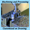OEM Prototype Parte do costume com CNC Precision Machining Metal Processing Machinery Parte