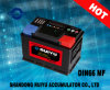 12V DIN66 High Quality Sealed Maintenance Free Car Auto Battery