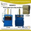 Überschüssige Pappe-hydraulische betätigende und gurtenmaschine mit ISO 9001