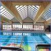 Tampa de piscina de policarbonato Lexan limpa