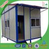 Casa prefabricada del mejor diseño con el uso del marco de acero para la venta